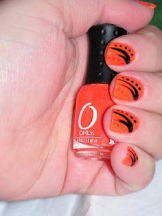 Easy Nail Designs for Short Nails 2012 - Nail designs 2012 - Nail art designs