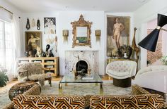 Home Style: Flea Market FABulous — The Decorista