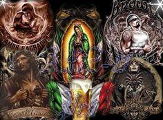 fotos de cholos mexicanos | AKI ESTAN LOS CHOLOS MEXICANOS - MEXICAN PRIDE