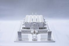 Architectural Symmetry | ArchBrick | LEGO Architecture Blog