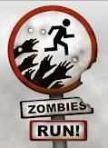 zombies chase you, and you go faster!
