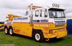 Scammell - Turners of Sedgefield Tow Truck, Big Trucks, Towing And Recovery, Heavy Duty Trucks, Classic Motors, Will Turner, Classic Trucks, Old Things, Vehicles