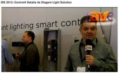 #ISE2013 : #Control4 Details its Elegant Light Solution via @rAVe [Publications] http://www.ravepubs.com/index.php?option=com_ravevideo_id=9643=ravevideo=680=384=768