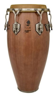 Toca Percussion Traditional Series Conga Drum Dark Wood Finish 3911-3/4D Percussion, Dark Walnut, Dark Wood, Diy Drums, Drum Shop, African Drum, Afro Cuban, Steel Drum, Drum Kits