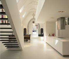 Church conversion in Utrecht by Dutch architectural firm Zecc