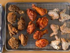 Where to Eat Great Fried Chicken from Coast to Coast #FriedChicken #GrillingCentral