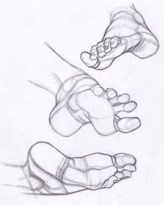Feet references!
