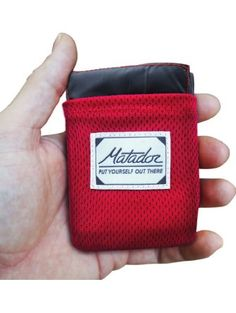 Matador Pocket Blanket, Picnic / Beach Blanket ❤ Matador