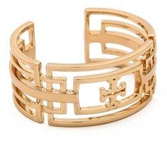 tory burch skinny ashley cuff bracelet