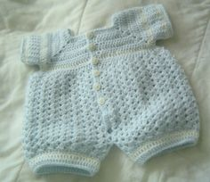 Pattern in PDF Baby Boys 03 to 06 Months by CARUSSDESIGNZ on Etsy, $5.00
