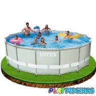 #piscinadesmontable #piscinas 488x122cm #intex #playpiscinas #piscinahinchable #piscinainfantil #piscinapvc #piscinaredonda #piscinacuadrada #piscinarectangular #ventadepiscinas #verano2014 #verano #ganasdepiscina