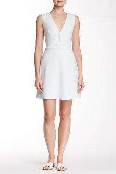 A.L.C. | Jacobson Crepe Dress | Nordstrom Rack