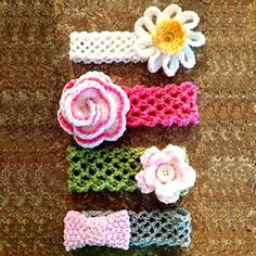 Headband Genious Art [Free Written Pattern]