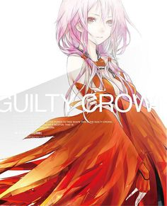 PRODUCTION: Guilty Crown is being directed by Tetsuro Araki with the series' script's supervision being handled by Hiroyuki Yoshino and assisted by. Anime Girl Neko, Manga Girl, Manga Anime, Anime Art, Anime Girls, Guilty Crown, Anime Suggestions, Inori Yuzuriha, Hand Of The King