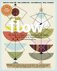 Flow is a magazine for paper lovers. We are all about positive psychology, crafting, mindfulness, and not being perfect. Flow helps readers to reflect in various ways on their busy yet happy lives. Little Free Libraries, Spoil Yourself, Positive Psychology, Inspirational Books, French Artists, Magazine Art, New Books, Im Not Perfect, How Are You Feeling