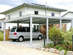 1000 images about carport on pinterest carport designs home exterior design and haus. Black Bedroom Furniture Sets. Home Design Ideas