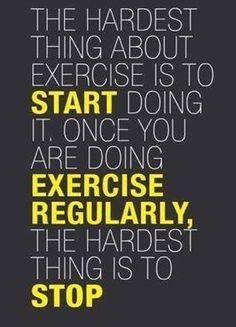 Building habits is crucial in long term results.  #FitnessInspiration #AirdrieFitness #FitFam #GetFit