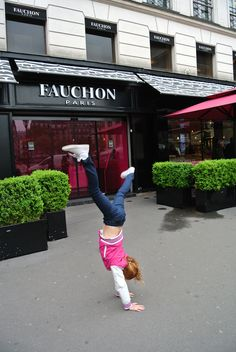 "Fauchon Paris, beautiful ""grocery"" and desserts"