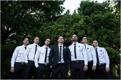 #groomsmen Kerri en Ivano se troue | Mooi Troues