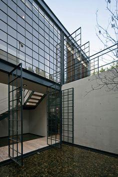 Galería - Casa Estudio Hill / CCA Centro de Colaboración Arquitectónica - 10
