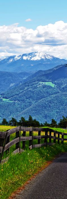 Travel to Bolzano Italy, to get away from the city and kick back in the Italian Alps. #Bolzano #Italy #SouthTyrol