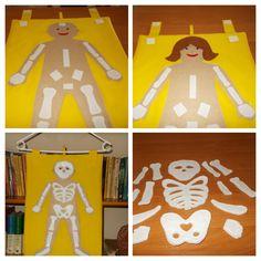 Testünk témakörhöz (csontok) mesevállfa Ronald Mcdonald, Fictional Characters, Art, Art Background, Kunst, Performing Arts, Fantasy Characters, Art Education Resources, Artworks