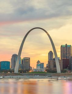 Today, the Gateway Arch is one of the most recognizable landmarks in the U.S.