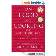 Amazon.com: On Food and Cooking: The Science and Lore of the Kitchen eBook: Harold McGee, Patricia Dorfman, Justin Greene: Books