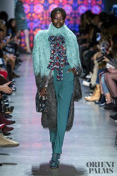 Anna Sui Fall-winter 2018-2019 - Ready-to-Wear