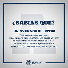 ¿Sabias como obtener el porcentaje de bateo? hoy te esperamos en el @PalacioSultan, hoy #TodosSomosSultanes