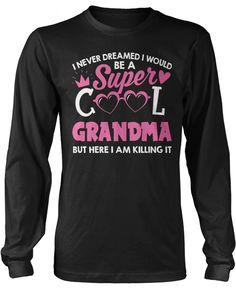 Super Cool Grandma - Killing It