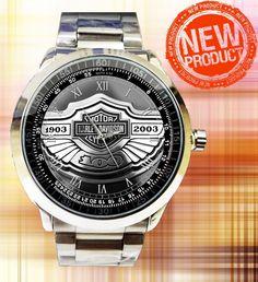 Vintage !! Ford F 100 Harley Davidson Emblem livewire Watches