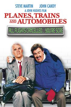 Planes, Trains and Automobiles (1987)   10 Movies You Forgot Are About Thanksgiving