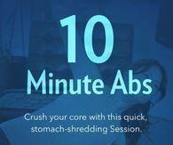 10 Minute Abs Exercise