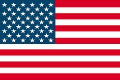 La bandera de Estados Unidos