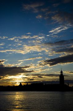#Stockholm Skyline