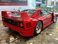 The king. Ferrari F40, Super Cars, Australia, King, Vehicles, Cars, Vehicle