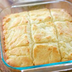 BUTTER DIP BUTTERMILK BISCUITS