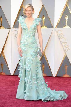 """Share This Style: #Óscares """"Os melhores de 2015""""   #oscars #outfit #dress #CateBlanchett"""