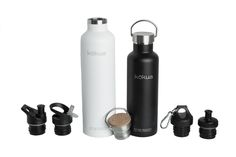 www.lltbottles.com This stainless steel insulated bottle is made of premium double walled stainless steel 18/8.It is capable of keeping hot and cold for hours.