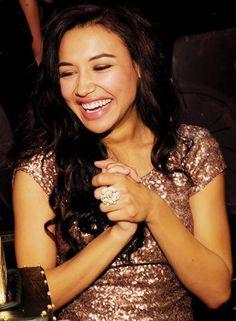 Naya Rivera ❤️ I love her smile!