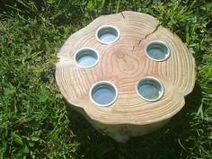 Teelichthalter von Prignitzer Kunstwerkstatt auf DaWanda.com