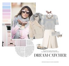 """""""Dream Girl"""" by lisalockhart ❤ liked on Polyvore featuring TIBI, Roland Mouret, Temperley London, Gabriele Frantzen, GUESS by Marciano, Jimmy Choo, Chicnova Fashion, women's clothing, women's fashion and women"""