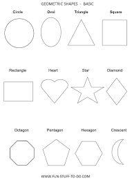 """Результат пошуку зображень за запитом """"геометрические фигуры на английском"""""""