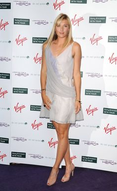 Maria Sharapova Wikifeet Pictures and Ideas on Weric Espy Awards, Maria Sharapova Photos, Professional Tennis Players, Tennis Players Female, Great Legs, Picture Photo, Peplum Dress, Mario, Photo Galleries