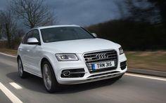 Audi SQ5 quattro car review – the sports car that looks like an SUV