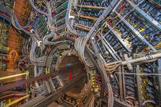 Brookhaven Relativistic Heavy Ion Collider | Atlas Obscura