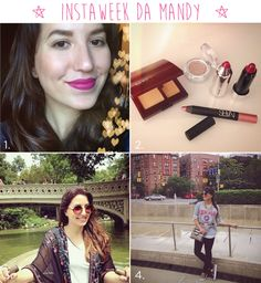 INSTAGRAM DA SEMANA, @BLOGSTARVING, MANDY, GABI, INSTAGRAM, BLOG STARVING