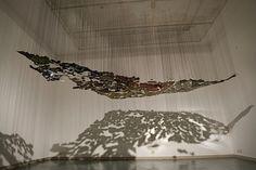 Nadia Kaabi-Linke, Understanding Over Views, 2009 - CoSA | Contemporary Sacred Art