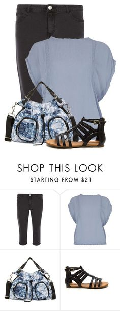 """""""Untitled #16851"""" by nanette-253 ❤ liked on Polyvore featuring Dorothy Perkins and gx by Gwen Stefani"""
